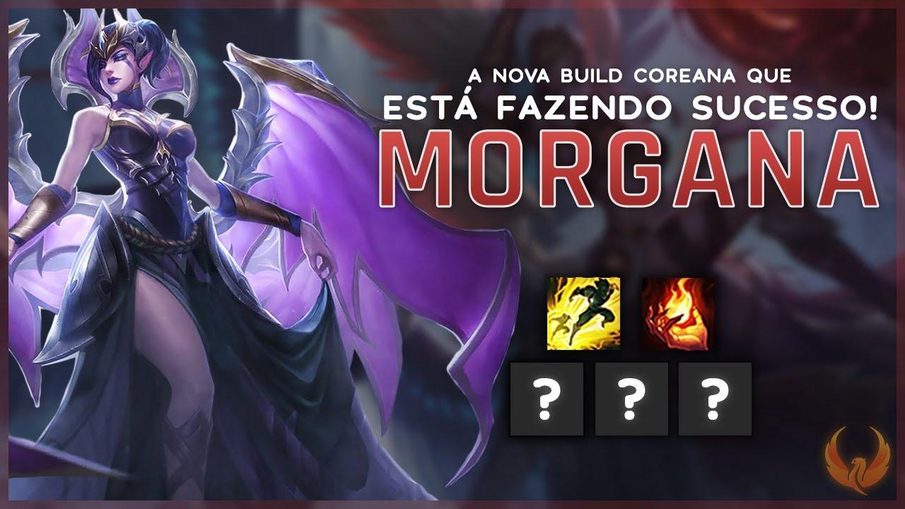 A Nova Build Coreana Que Está Fazendo Sucesso Morgana Mid