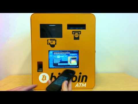 BATMOne and BATMTwo - Bitcoin ATM - Bitcoins purchase process