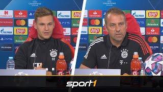 Angst vor Neymar und Mbappé? Kimmich glaubt an Bayerns Offensive | SPORT1