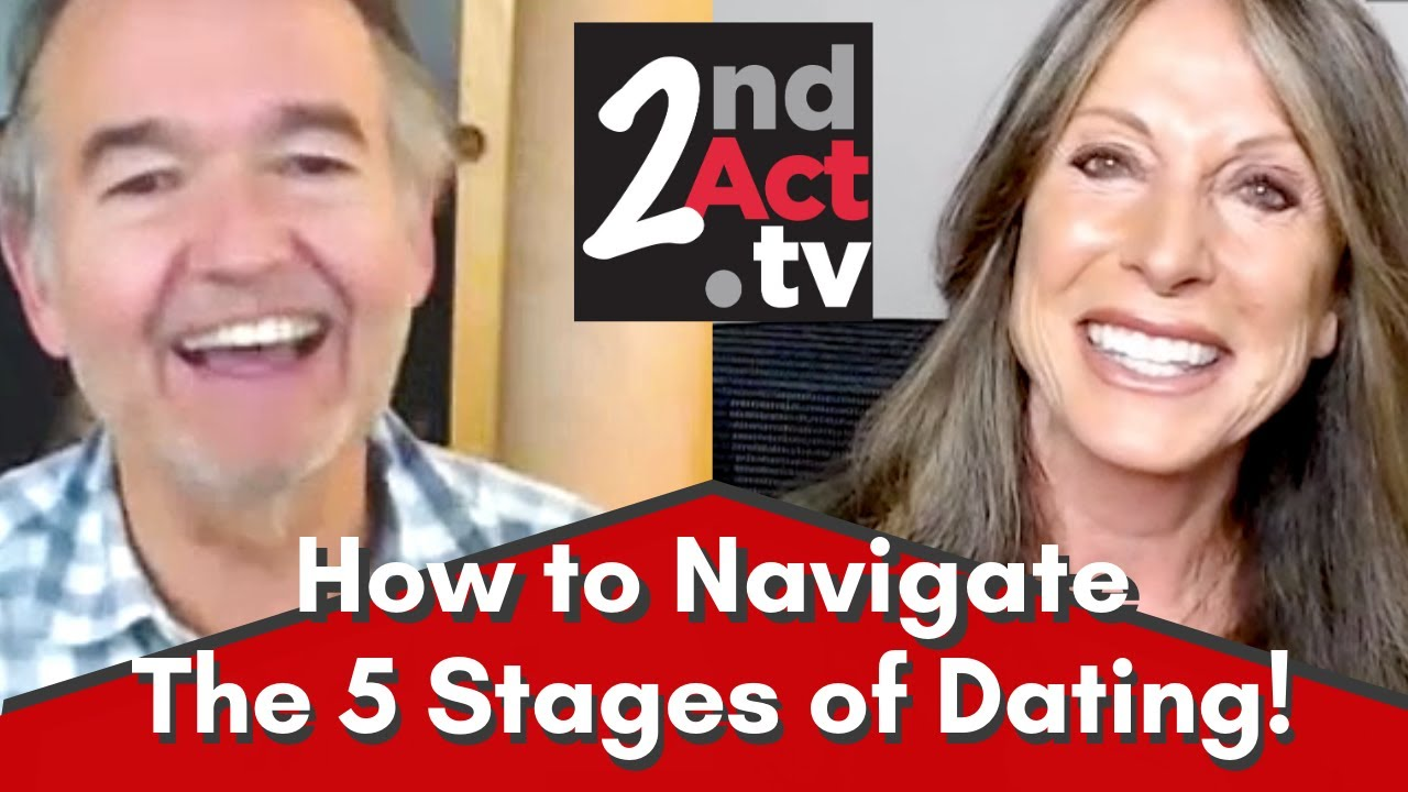 Download Dating Over 50:  How To Navigate the 5 Stages of Dating to Create a Lasting and Loving Relationship!