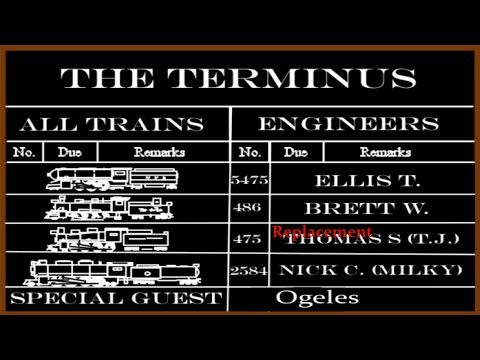 The Terminus Podcast (Ep. 019: Replacement TJ)