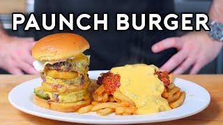 Binging with Babish: Paขnch Burger from Parks & Rec