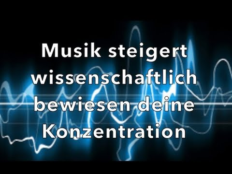 Which music increases your concentration? What music is best for learning?