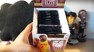 13/14 Panini Elite Basketball Box Break + Review