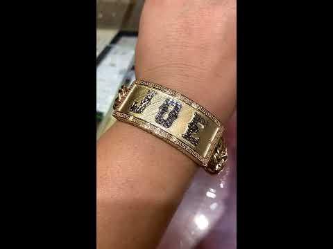 100 Grams Chino Links Bracelets Full