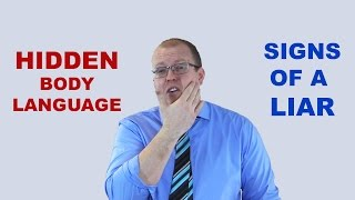 How to Spot Lying Using Hidden Body Language with Dr. Garrison (Complete)