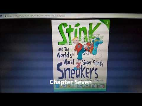 Stink and the World's Worst Super-Stinky Sneakers – Chapter Seven & Eight