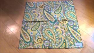 Vera Bradley - Cloth Napkin (lemon Parfait)