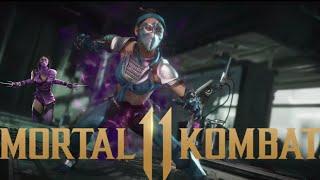 Mileena online matches-Mortalkombat 11