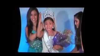 Keisha Abelgas Royal International Miss Preteen 2011 RIM Farewell