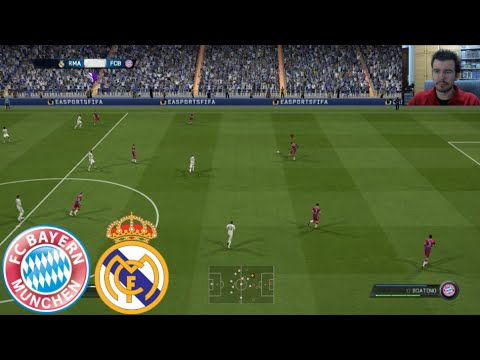 Bayern Munich vs Real Madrid || FIFA 15 Online #11 (PC) || En Español HD