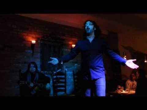 Flamenco - Fernando Gallego in Toronto, 2014