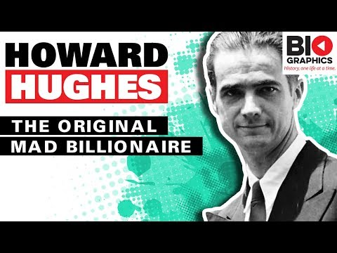 The Madness of Howard Hughes - Biography