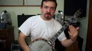 60 Second Banjo Lesson - Earl Scruggs Fill Lick