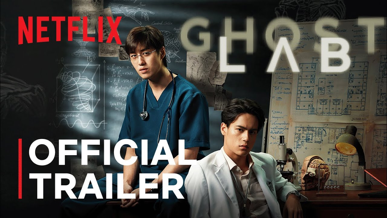 Ghost Lab   Official Trailer   Netflix - YouTube