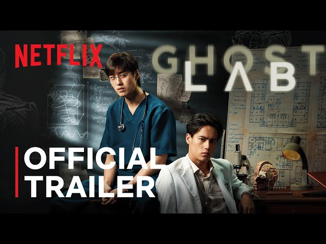 Ghost Lab   Official Trailer   Netflix
