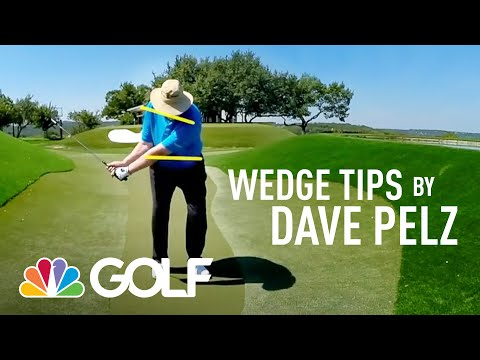 Wedge Week: Dave Pelz tips for consistent wedge play | Golf Channel