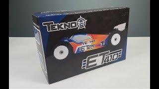 What's New: Tekno ET410 1/10 4WD Truggy + EB410 Parts