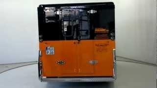 SUNPROTECT`s P36 Truck von United Parcel Service
