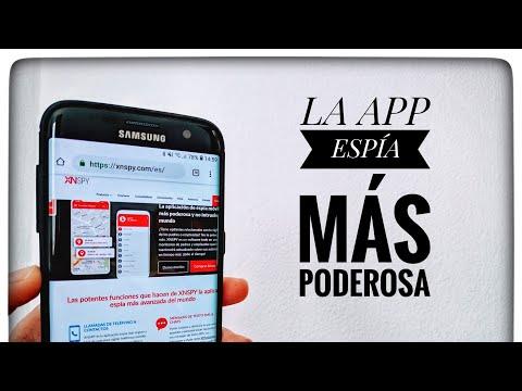 XNSPY La Mejor Aplicación ESPÍA Para Smartphone