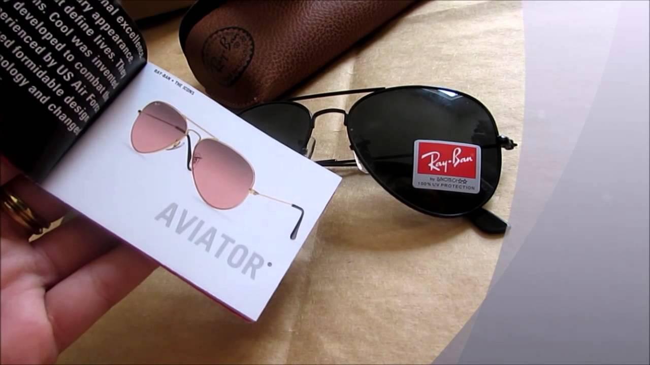 france rayban ray ban aviador lente rose rosa 3025 3026 original. carregando  zoom. cd602 ed708  spain ray ban aviator rb 3026 réplica x original youtube  ... f1021f053e