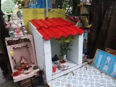Ngôi miếu cổ linh thiêng nhất Sài Gòn, bí ẩn ở dưới gốc đa I DỌC ĐƯỜNG GIÓ BỤI