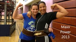 Lady Powerlifters in Northern Ireland.