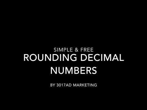 ManyChat - Tutorial Rounding Decimal Numbers thumbnail