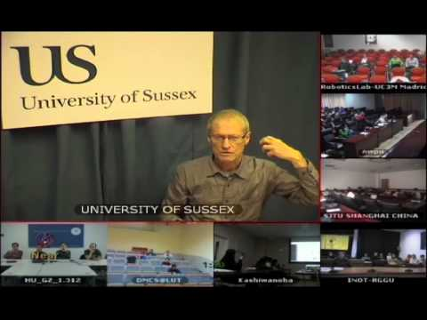 ShanghAI Lectures 2013 - Lecture 2 -  Embodied Intelligence