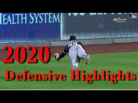 Luis Robert // Defensive Highlights