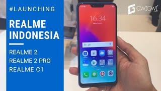 AKHIRNYA RILIS JUGA!? Unboxing Realme 2 Resmi Indonesia.