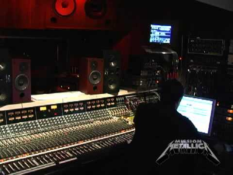 Mission Metallica: Fly on the Wall Platinum Clip (September 6, 2008)