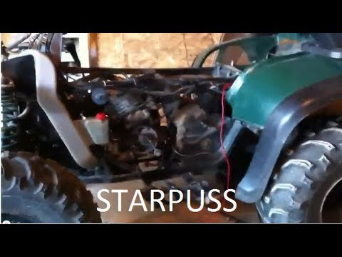 1997 polaris xplorer 400 update pulled her apart youtube rh youtube com