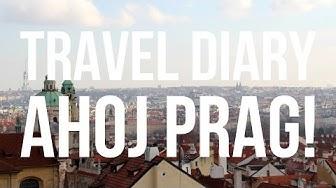 Ahoj Praha - Travel Diary Prag