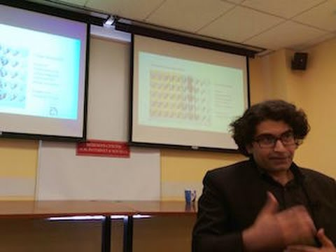 Ali Hashmi on Ideology and Text: Classifying and Analyzing Discourse using Machine Learning