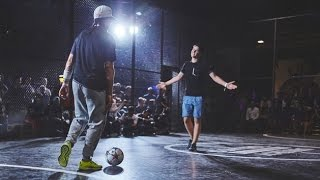 Amazing Football Skills w/ Zidane, Séan Garnier, F2 & SkillTwins (Adidas - The Base)