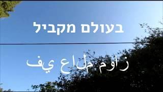 בעולם מקביל / אנה יוסף