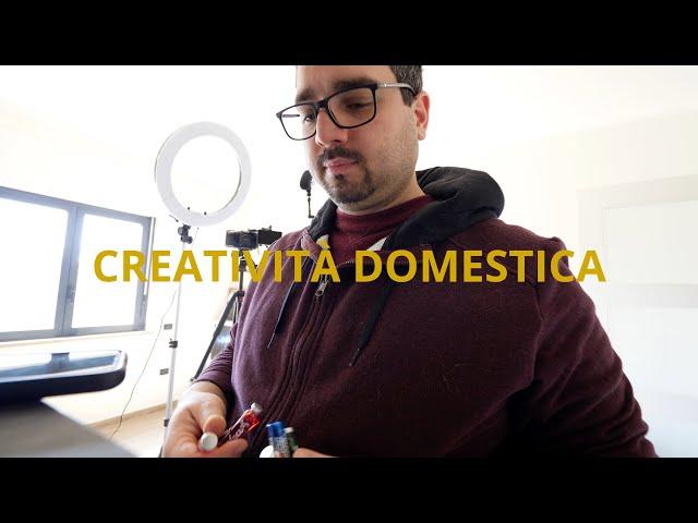 cretività domestica