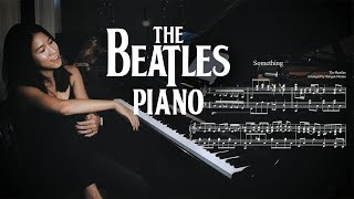 Video Something (The Beatles) Piano with Free Sheet Music download MP3, 3GP, MP4, WEBM, AVI, FLV November 2018