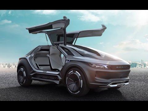 Singulato - Chinese Electric Car By Zhiche Auto