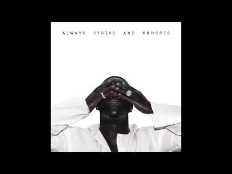 A$AP Ferg - World Is Mine ft. Big Sean Instrumental