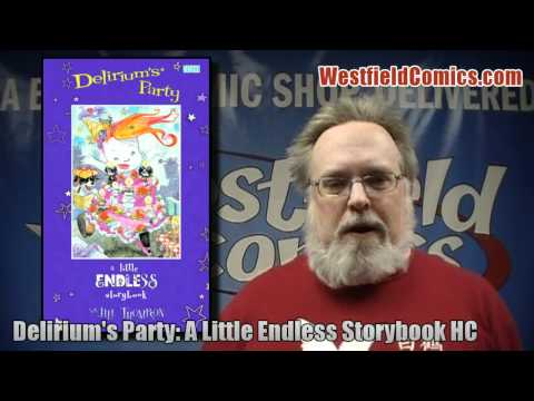 Delirium's Party: A Little Endless Storybook - Westfield Comics Pick
