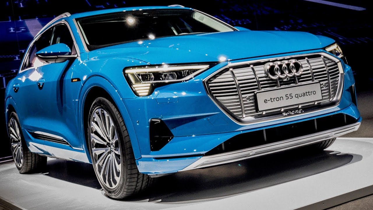 I WANT The Audi Etron YouTube - Audi e car
