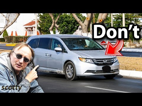 Why Not to Buy a Honda Odyssey