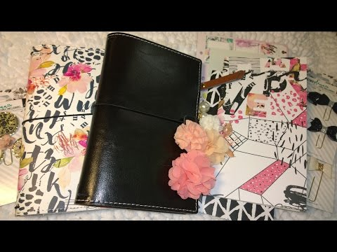NEW Travel Notebook Journals by Prima - Have I Found Travel Journal Planner Peace?
