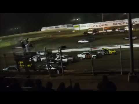 Accord Speedway - November 25, 2017 - 4 cyl enduro footage