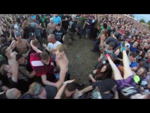 LAMB OF GOD | 512 - THE FADED LINE | CAROLINA REBELLION 2016 HD
