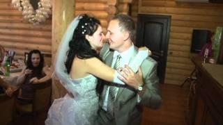 Свадебный клип (Белое платье, белая фата)