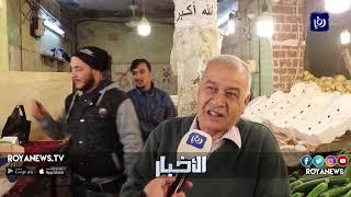 شكاوى من ارتفاع أسعار الخضار والفواكة في محافظة إربد - (12-12-2018)