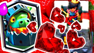 INFERNO DRAGON LOVES TOWERS! - Clash Royale